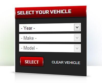 Year Make Model Vehicle Search Automotive Database