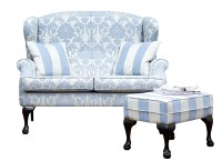 Queen Anne - Sofas and Chairs Range - Finline Furniture