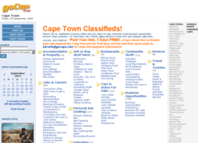 OLX Free Classifieds Cape Wn