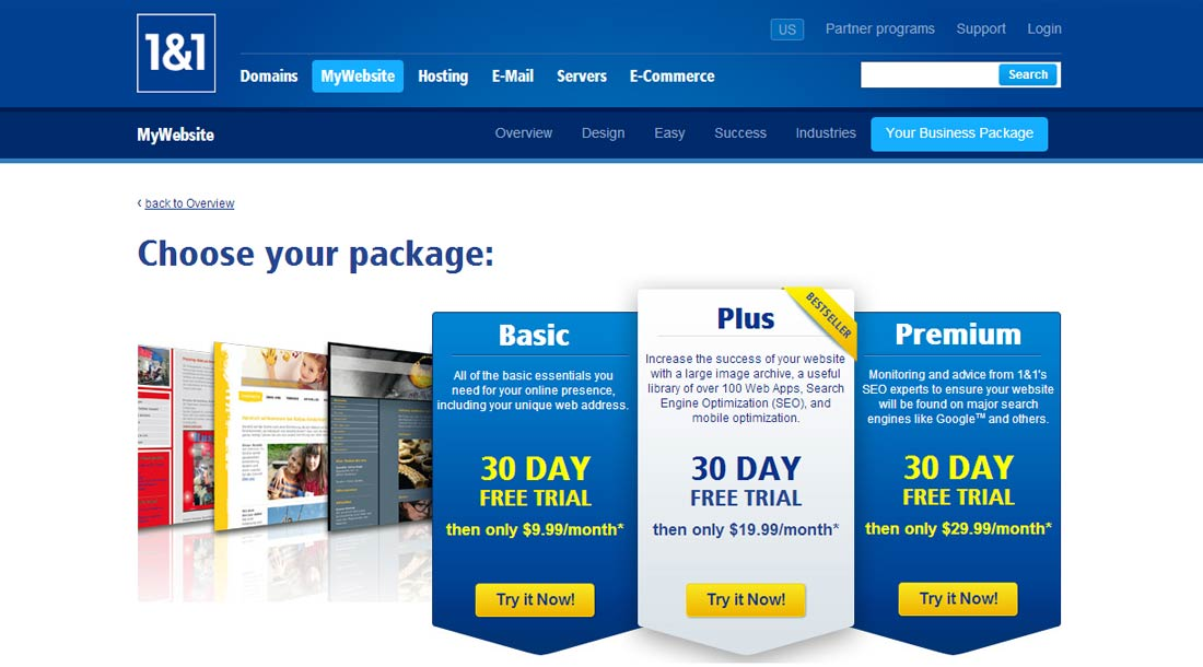 1and1 Website Builder Top Website Builders - 1und1 Website