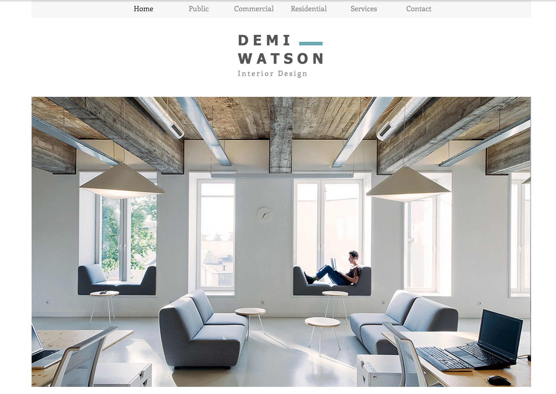 Interior Decoration Websites 36 Stunning Wix Website Themes And Templates