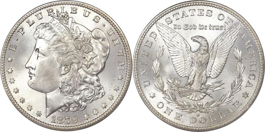 Fake Counterfeit Morgan Silver Dollar Images Facts