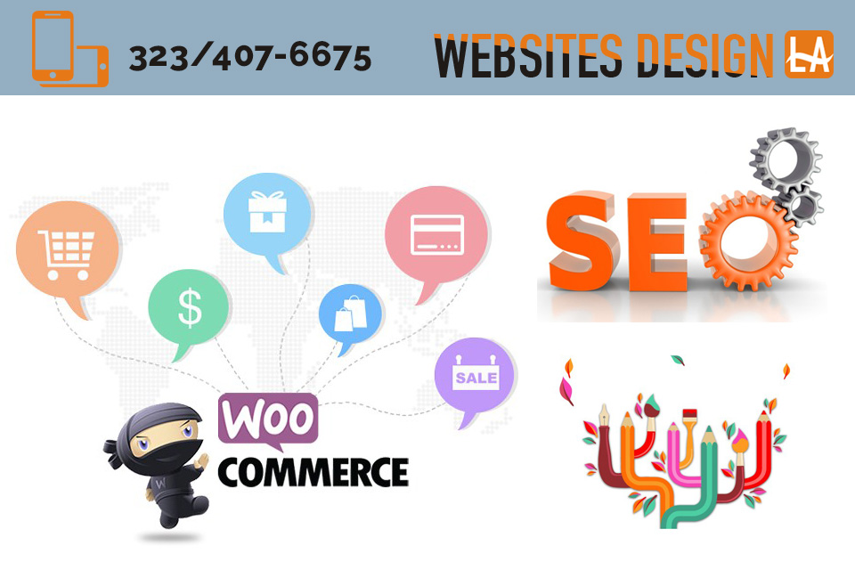 Websites Design LA Helps Your Business Shine