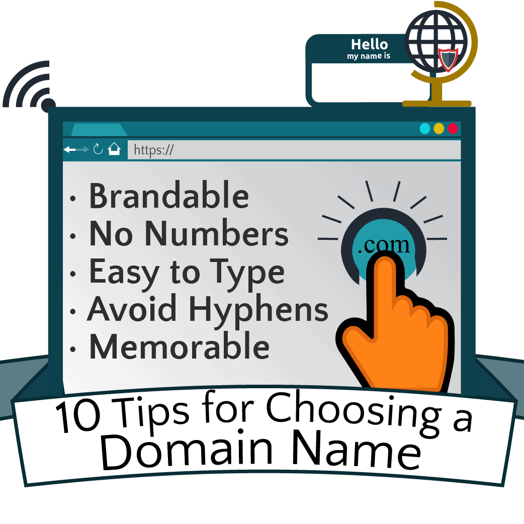 / Name How To Choose A Domain Name 10 Tips Recommendations