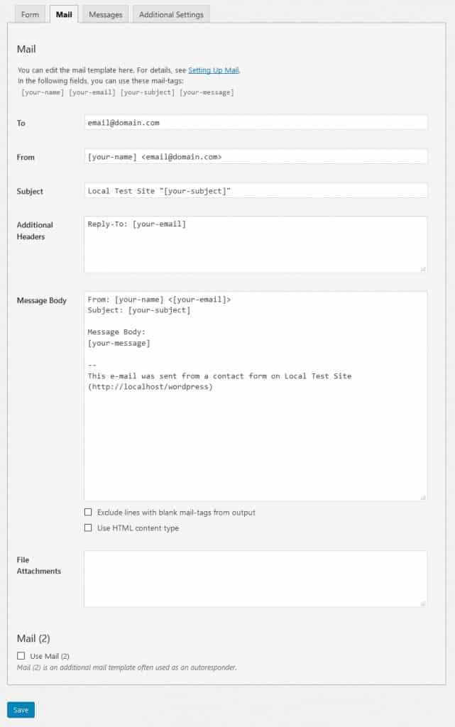 How to Create a Contact Form in WordPress (2019 Beginner\u0027s Guide)