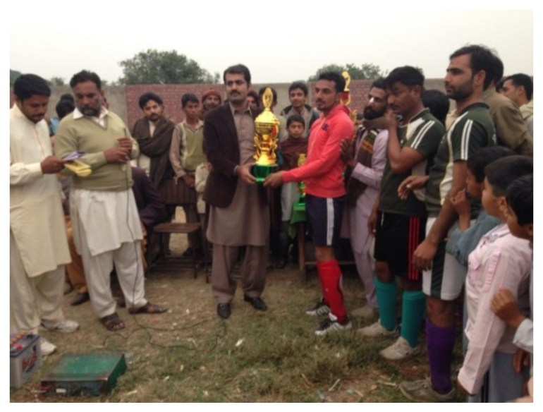Photo Gallery of Sufi Noor Hussain Tahiri's Hockey Tournament