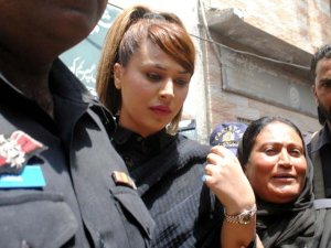 Model Ayyan Ali Refused to Meet her father
