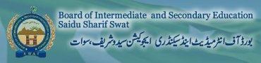 Online BISE Swat Board Matric (SSC) Result 2015