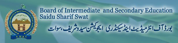 BISE Swat Board Matric (SSC) Result 2015