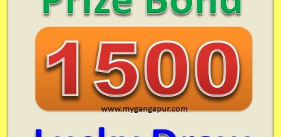 Prize Bond Rs. 1500 Full Draw List 16 November, 2015 in Quetta