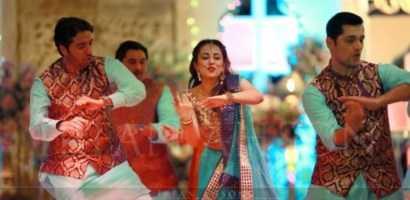 Sharmila Farooqi Wedding Nikkah Mehndi Pictures Photos