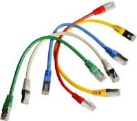 LAN Kabel RJ45 5er-Pack 0,25m 25cm Netzwerkkabel ...