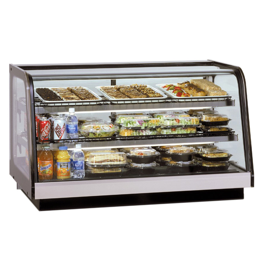 Bakery Display Cabinet Federal Industries Crb3628 Signature Series 36