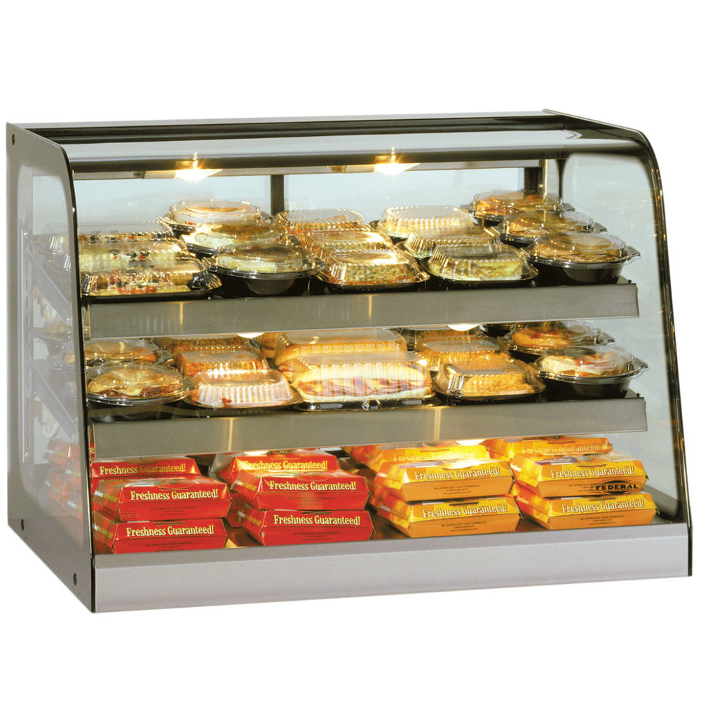 Bakery Display Cabinet Federal Industries Ch3628 Signature Series 35