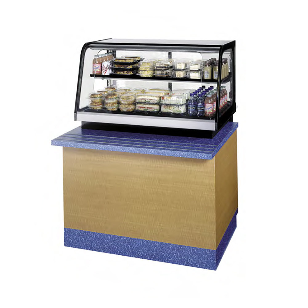 Countertop Food Display Case Federal Crb4828ss Signature Series 48