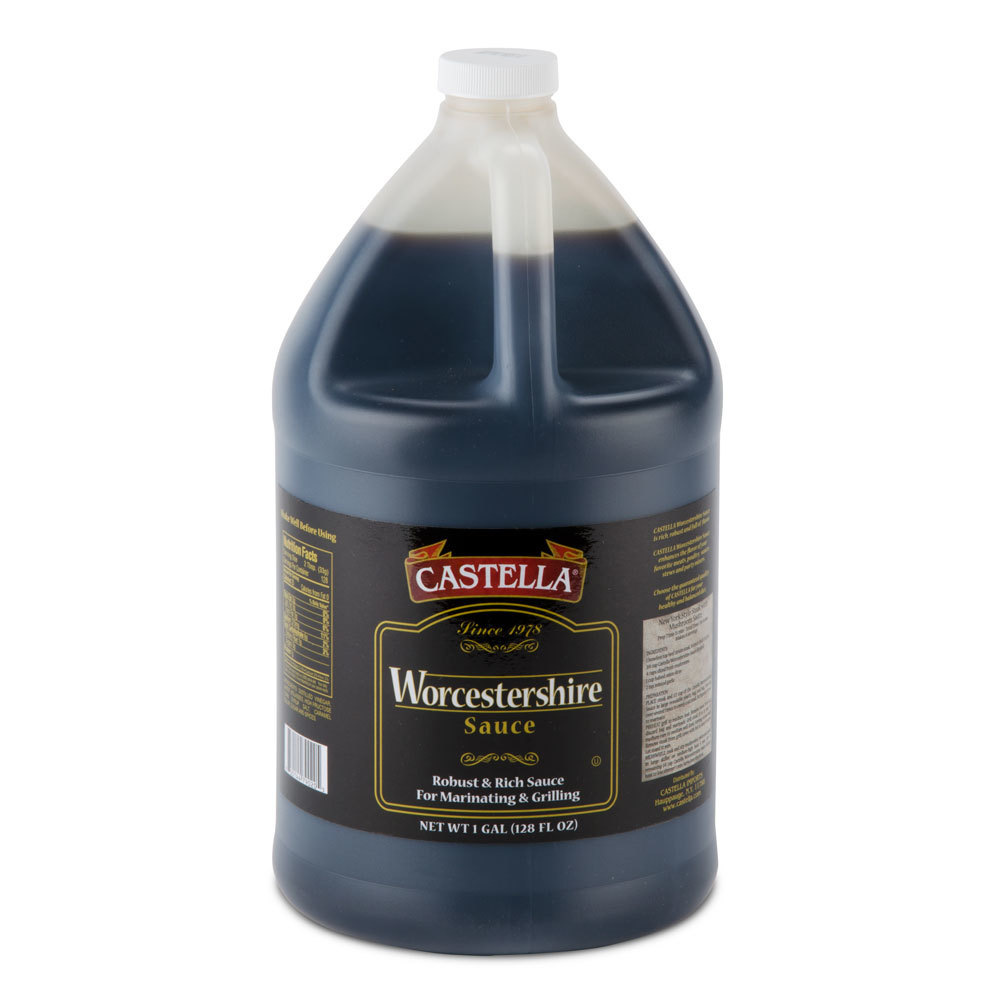 Container Haus Software Castella 1 Gallon Worcestershire Sauce