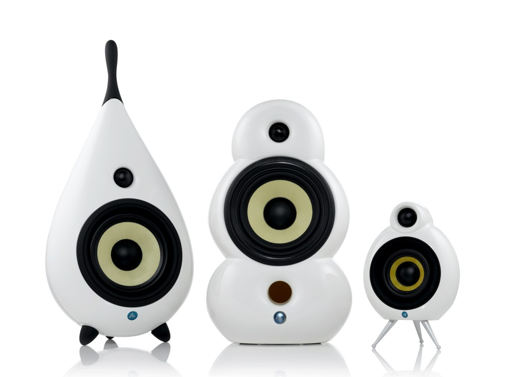 Podspeakers from Scandyna
