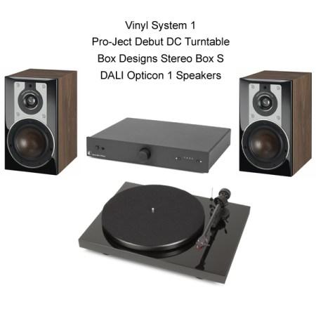 Vinyl System 1