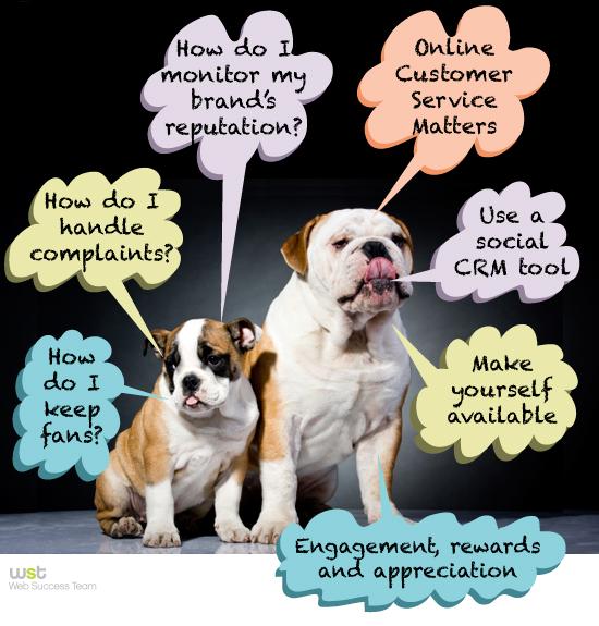Online Customer Service Matters - Web Success Team
