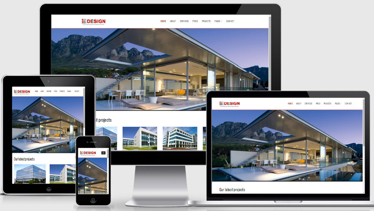 Real estate website templates free download - WebThemez - property management websites templates