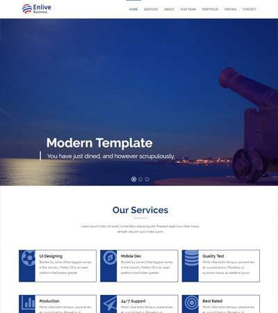 380+ Best Personal Website Templates free download 2019 WebThemez