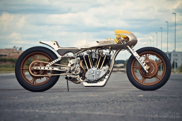 thunderbike1 30 Beautifully Designed Motorcycles