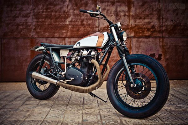 yamaha xs650 cafe 11 30 Beautifully Designed Motorcycles