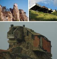 Stunning Houses: 7 Precarious Mountain & Cliff Dwellings ...