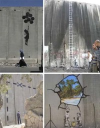 Mapping Banksys Street Art: Locations Around the World ...
