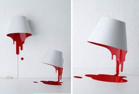 Bloody Brilliant 10 Blood-Themed Domestic Design Ideas Urbanist