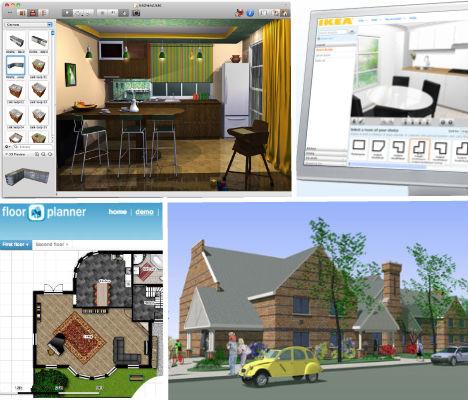 DIY Digital Design 10 Tools to Model Dream Homes \ Rooms Urbanist - design homes online
