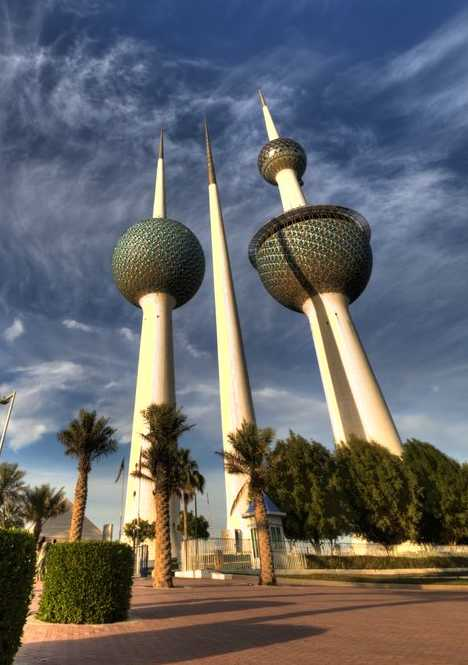 Earth Animated Wallpaper Inspiring Spires A Celebration Of The Kuwait Towers
