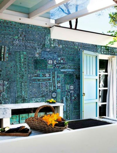 Inside Out: Print-Crazy Wallpaper Made for Exterior Surfaces | Urbanist