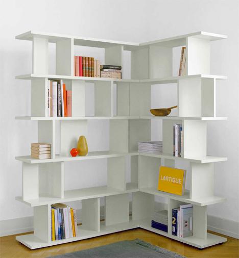 Reading Room (Dividers): 13 Creative Bookshelf Designs