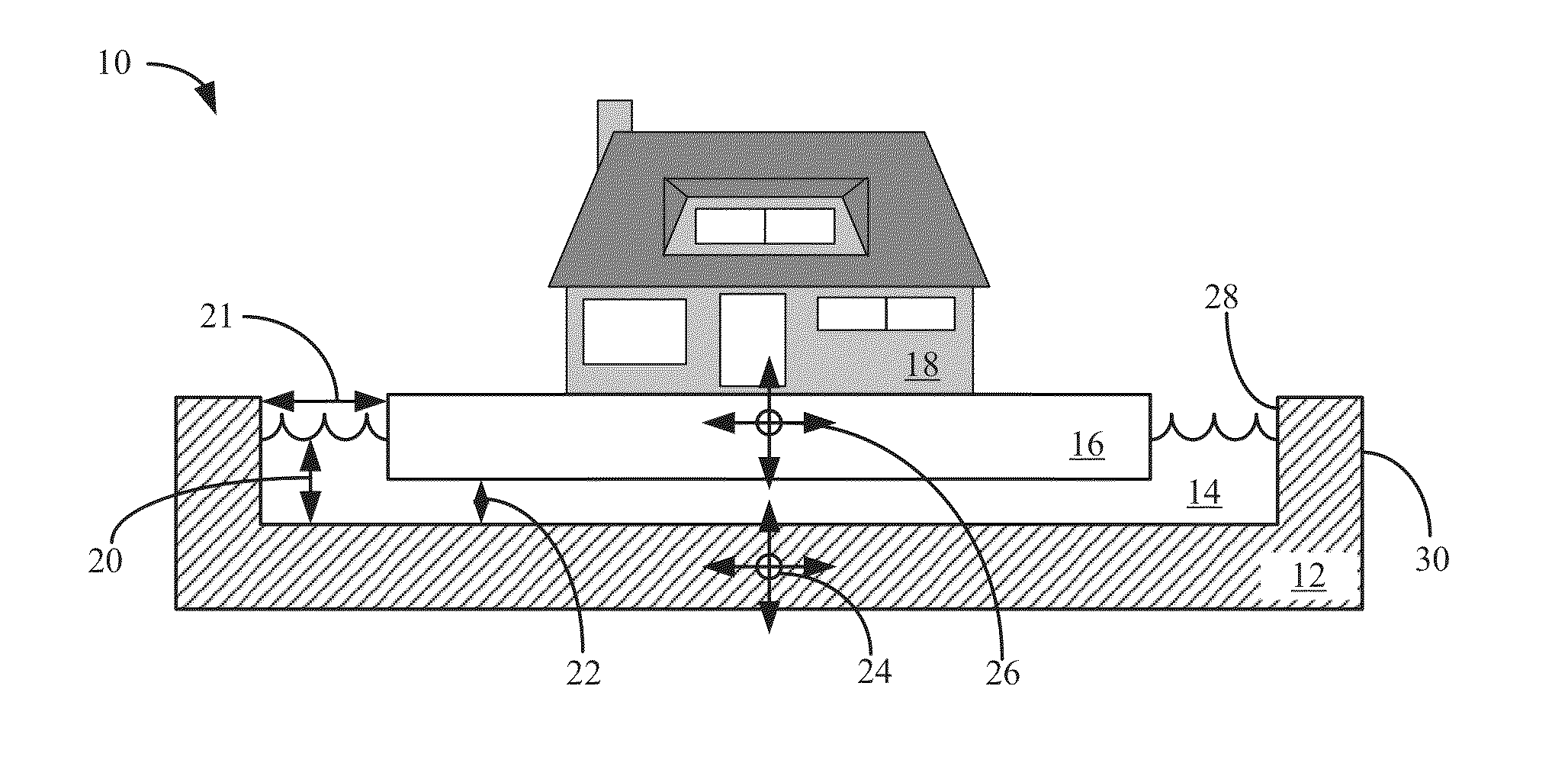 Earthquake Proof House Ideas Hoverboard Creators Patent Hovering Homes For Disaster
