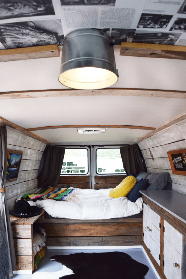 Car Möbel Stealth Campers And Diy Rvs: 15 Creatively Converted Vans