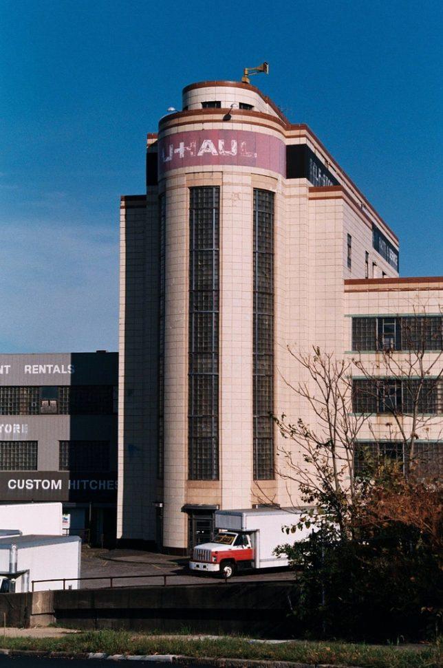 Haul For One U-Haul Adapts  Reuses Abandoned Buildings \u2013 Friedman