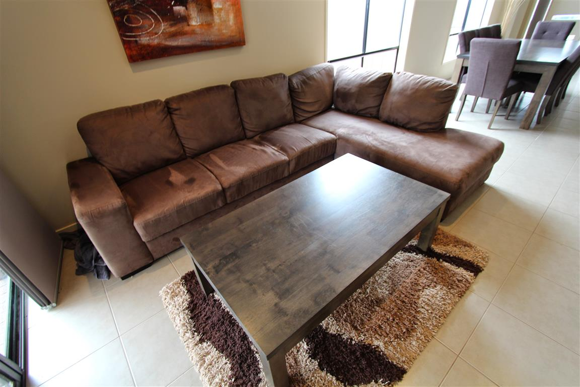 Lounge Suites For Sale Melbourne Set L Shape 4 Seater Four Seat Sofa Couch Lounge Suite W Chaise