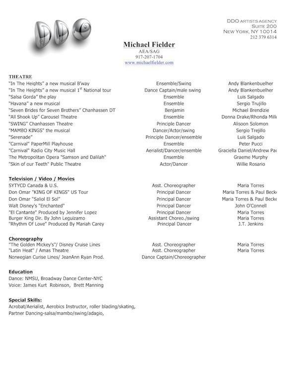Bouncer resume skills