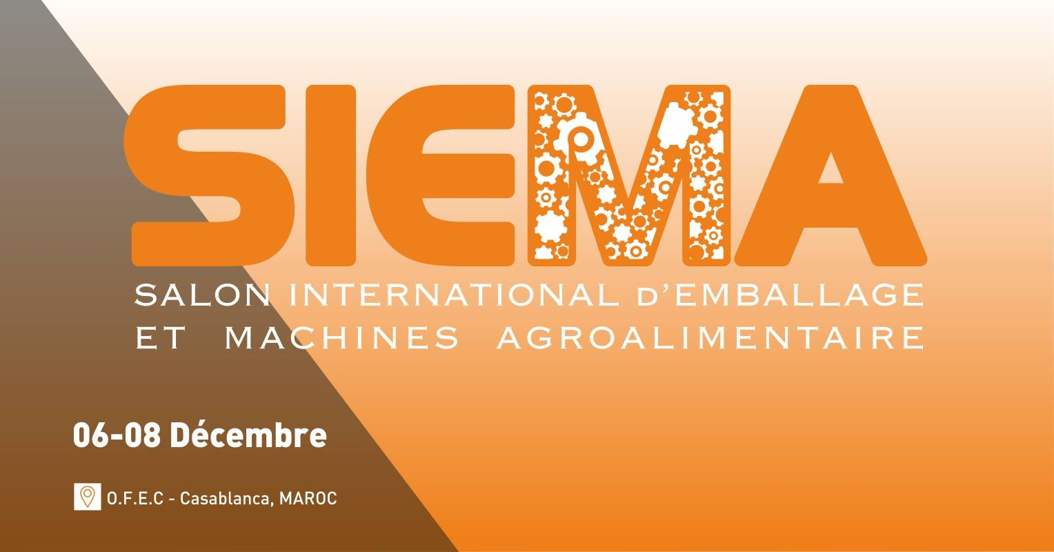 Salon Emballage Salon Int D Emballage Et Machines Agroalimentaire Siema