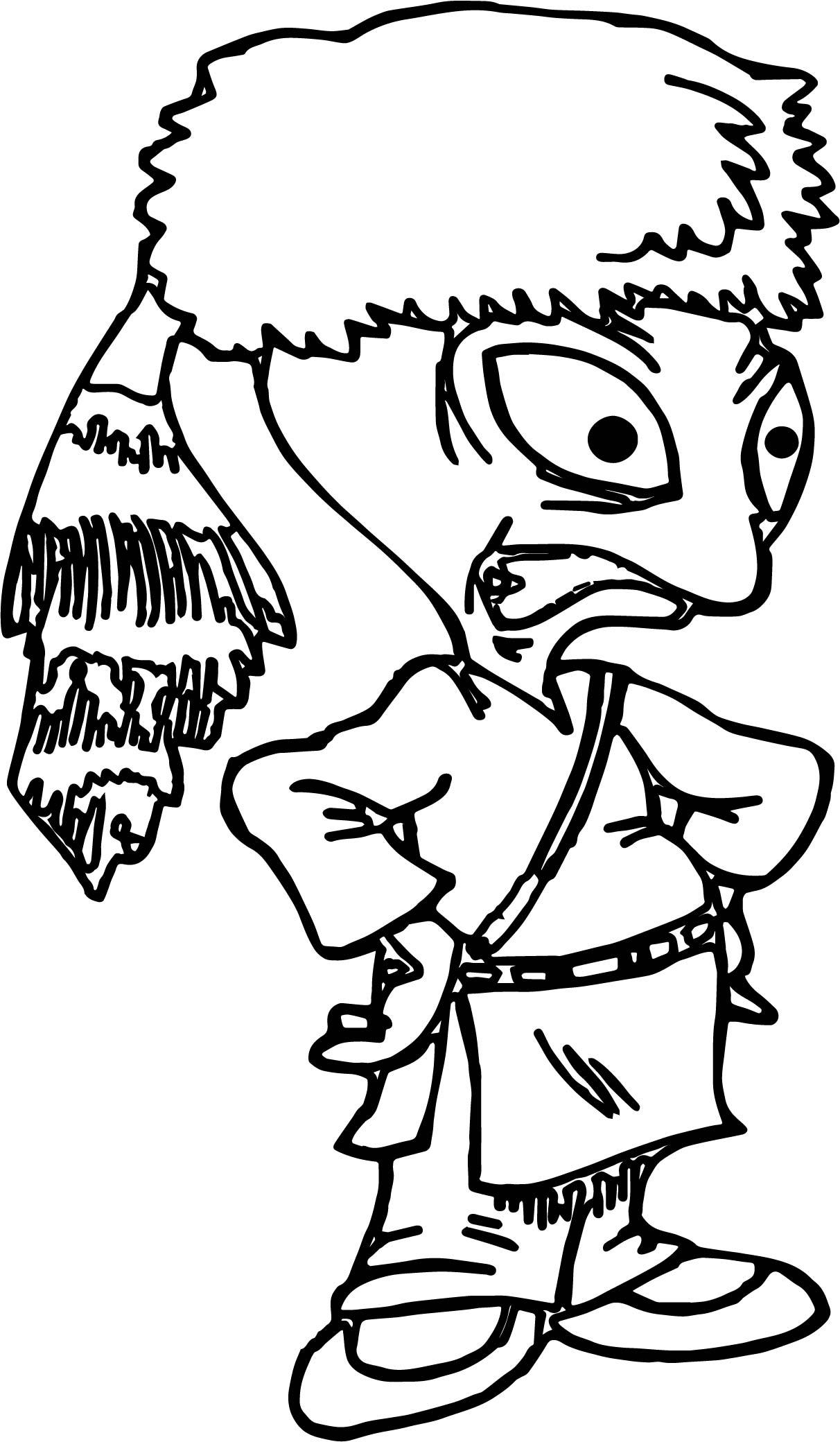 Daniel Boone Coloring Page - Eskayalitim