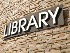 Library Patron Counter