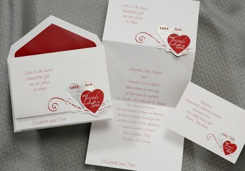 Romance is in the Air with a Valentine\u0027s Day Wedding - Madison