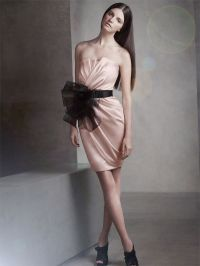 Get Chic Bridesmaids! With White by Vera Wang | OneWed