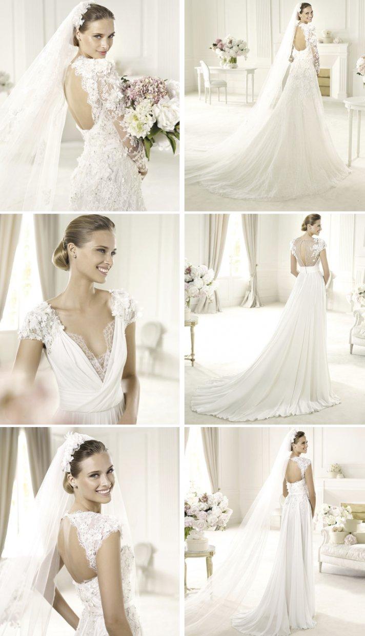 elie saab pronovias sumptuous gowns displayed barcelona elie saab wedding dress Elie Saab for Pronovias Sumptuous Gowns Displayed at Barcelona Bridal Show PHOTOS