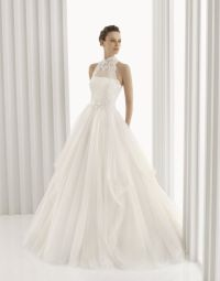 Rosa Clara Spring 2012 Bridal Gowns: Lace Luxury, Sleeved ...