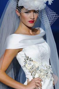 Spanish Bridal Couture Splashes Down