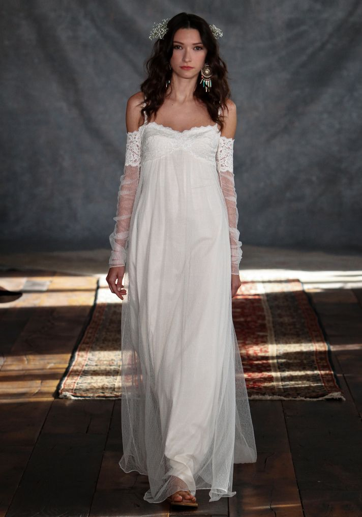 Lilith Wedding Dress from Claire Pettibone s Romantique Collection