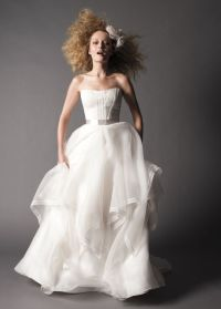 Best Wedding Dresses from Fall 2012 Watters Bridal ...