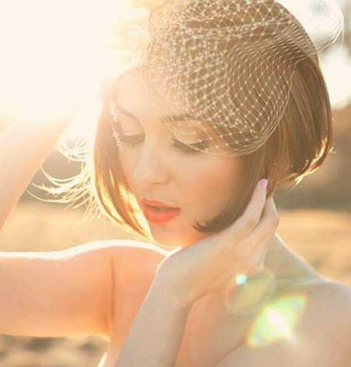 Sunlight Bridal Veil
